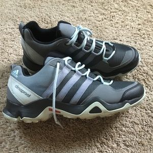 Adidas Climaproof. Gray men's size 9.